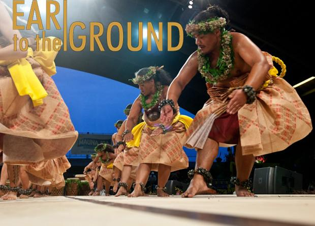 Chen Dance Center: Ear to the Ground Series