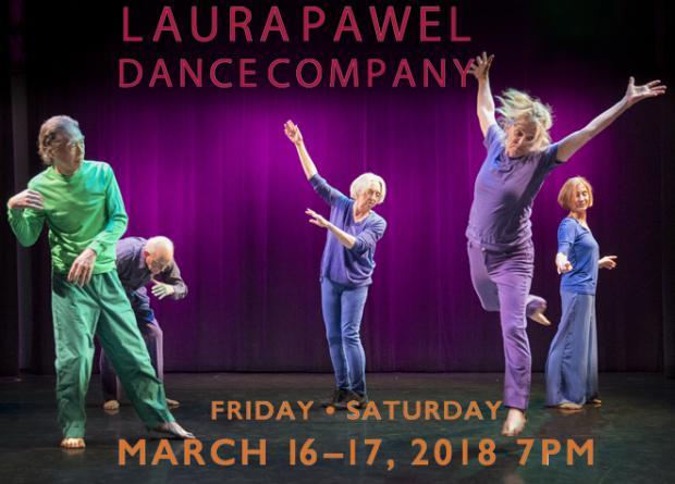 Laura Pawel Dance Company Image