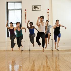 H.T. Chen & Dancers Image