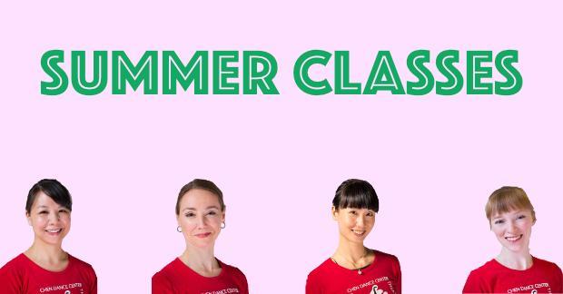 Summer 2020 Classes Image