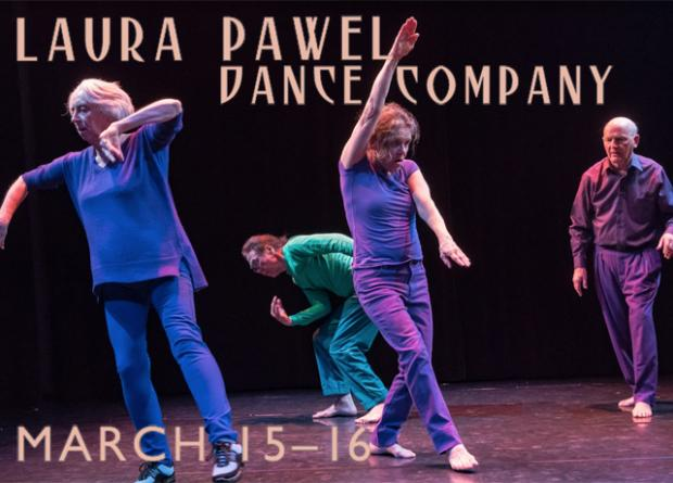 Laura Pawel Dance Company: March 15-16